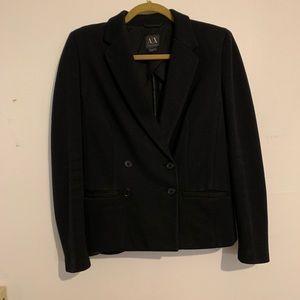 Armani Exchange black blazer!